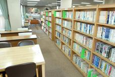 図書コーナー写真